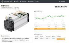 Bitmain Antminer S9 14.0Th Bitcoin Miner inkl. Bitmain Netzteil