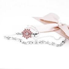 Pandora, S925, Glacial Beauty Sliding Bracelet NEW, 597558CZ (Size 23cm)