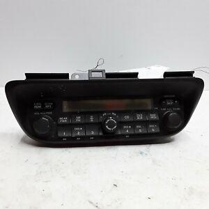 05 06 07 08 09 10 Honda Odyssey AM FM CD DVD XM rear entertainment radio system
