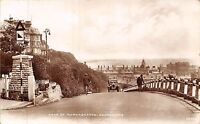 POSTCARD   KENT   FOLKESTONE  Road  of  Remembrance      RP