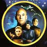 """""""Yesterday's Enterprise"""" Star Trek Next Generation Episode Plate (STPL-63)"""