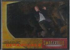 Smallville Season 3 FOIL Departures Chase Card D2