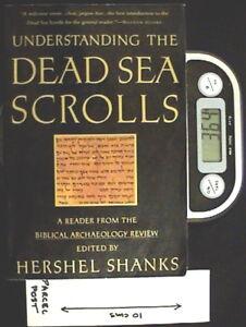 Understanding the Dead Sea Scrolls - SC Hershel Shanks