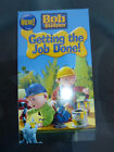 Bob The Builder Getting The Job Done VHS New Sealed Unopened Sealed Quick Ship