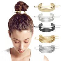 Hairpins Round Bun Cage  Minimalist Bun Holder Cages Hair Stick Hair Accessories