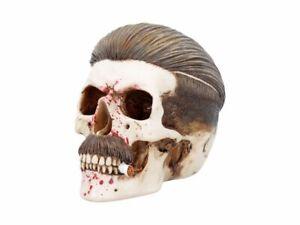 Nemesis Now Henchman Skull Peaky Blinder Resin Figurine Ornament Gothic Gift