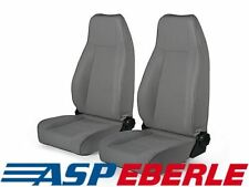 Komfortsitz vorne Grau links und rechts Sitz Seat Grey Jeep Wrangler YJ 87-95
