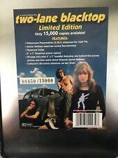 Two-Lane Blacktop (DVD, 2000, RARE COLLECTORS EDITION Tin DVD 08459/15000