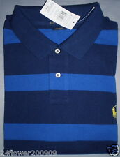 GENUINE POLO RALPH LAUREN CUSTOM FIT Mesh Polo Shirt