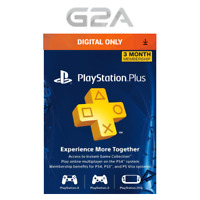 3 Month Sony PlayStation Plus Subscription for PSN PS3 / PS4 USA [US] 90 days