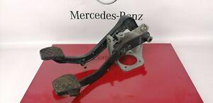 MERCEDES - BENZ W124 W201  Clutch Brake Pedals Pedal Manual Gearbox .