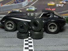 1/32 URETHANE SLOT CAR TIRES 2pr fit Cox Cheetah Fts & Rears