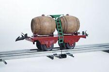 Hornby Meccano Weinfaßwagen  Spur 0 automatische Kupplung