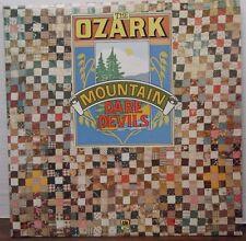 The Dzark Mountain Daredevils self titled album Sp4411  121016LLE#2