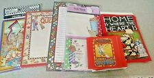 Lot Mary Engelbreit Magnetic Shopping List Pad, Note Cards, Note Pad, Stickies