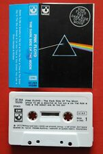 PINK FLOYD DARK SIDE OF THE MOON 1973 RARE ITALIAN CASSETTE TAPE
