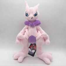 Pokemon Center Mega Mewtwo X Plush Doll Figure Stuffed Soft Toy 12 inch Gift
