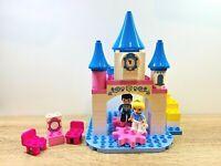 Lego Duplo Disney Princess Cinderella's Magical Castle Prince Charming 10855