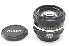 [ MINT ]  Nikon Ai-s NIKKOR  F/1.4  50mm  Free/S  from Japan #8138
