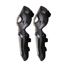 Knee Pads Motorbike Racing Motocross Protector Guard Protective Cycle Gear Black
