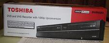 Toshiba DVR 620 DVD Recorder VCR Combo    New Sealed Carton HDMI 2 Way Dubbing