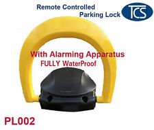 NEW 'No Parking Space' BARRIER LOCK SECURITY BOLLARD AUTO REMOTE CONTROL