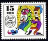 1452 postfrisch DDR Briefmarke Stamp East Germany GDR Year Jahrgang 1969