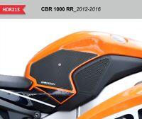Protezioni laterali nere per serbatoio e carena HONDA CBR 1000 RR 2012-2016