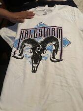 Halestorm  T Shirt White Canvas Brand Graphic  Small