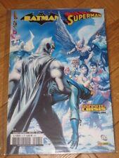 Batman & Superman - tome 5 - panini - mai 2006