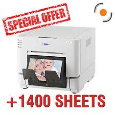 DNP Ds-rx1hs DS Rx1hs Dye Sublimation Photo Printer HS 1400 Prints