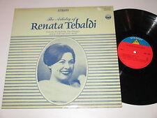 LP/THE ARTISTRY OF RENATA TEBALDI/Everest 3205 USA