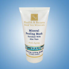 Mineral Peeling Facial Mask Enriched with Aloe Vera H&B Dead Sea Minerals 150ml