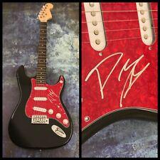 GFA Rockstar Psycho * POST MALONE * Signed Autographed Electric Guitar COA