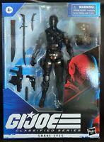 SNAKE EYES G.I. Joe Classified Series 6 Inch Action Figure