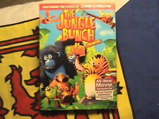 The Jungle Bunch: The Movie (DVD, 2012, with Cardboard Sleeve)