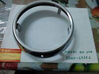 CORNICE FARO ANTERIORE DIAMETRO 150 MM MOTO SUZUKI GN - ID 35111-45221