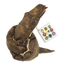 Flat Friends Dumeril boa snake hand puppet