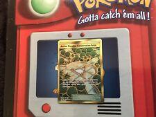 Pokemon Hidden Fates Gold Card