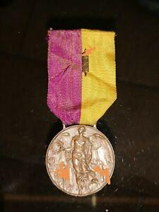 Medaglia Pin Marcia su Roma Squadrista PNF Ardito Camicia Nera MVSN Regio Eserci
