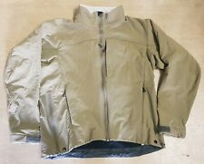 Genuine Arcteryx UKSF SF SAS Issue Tactical Softshell Jacket Coyote Tan Small S