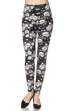 Legging TC/99 Buttery Soft Alway Brushed Floral ONE SIZE