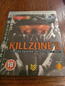 Killzone 2 Limited Collector's Edition Steelbook PS3 Game