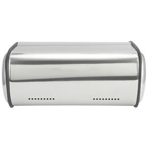 Bread Storage Stainless Steel Large Bread Box Bread Box Container Bread Bin