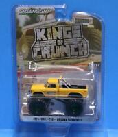 GREENLIGHT 1:64 Kings of Crunch R8/B 1975 Ford F-250 AZ Sidewinder GREEN MACHINE
