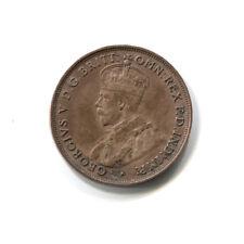Commonwealth of Australia - One Penny - 1917 - Predecimal coin. Copper 97%