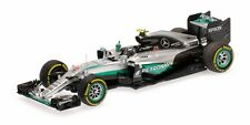 2016 Mercedes AMG F1 Nico Rosberg World Champion by Minichamps  417160706