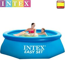 "Piscina Hinchable INTEX 183cm x 51cm - 6"" x 20"" 1.83m  EASY SET"