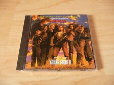 CD Soundtrack Young Guns II - Blaze of Glory - Jon Bon Jovi - 1990