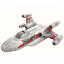 Star Wars Wellenreiter Reittier aufblasbar X-fighter Rider Pool Bestway 91206